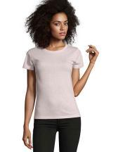 Women´s Round Neck Fitted T-Shirt Regent